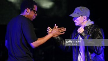 Jay Z and Eminem, hip-hop facts