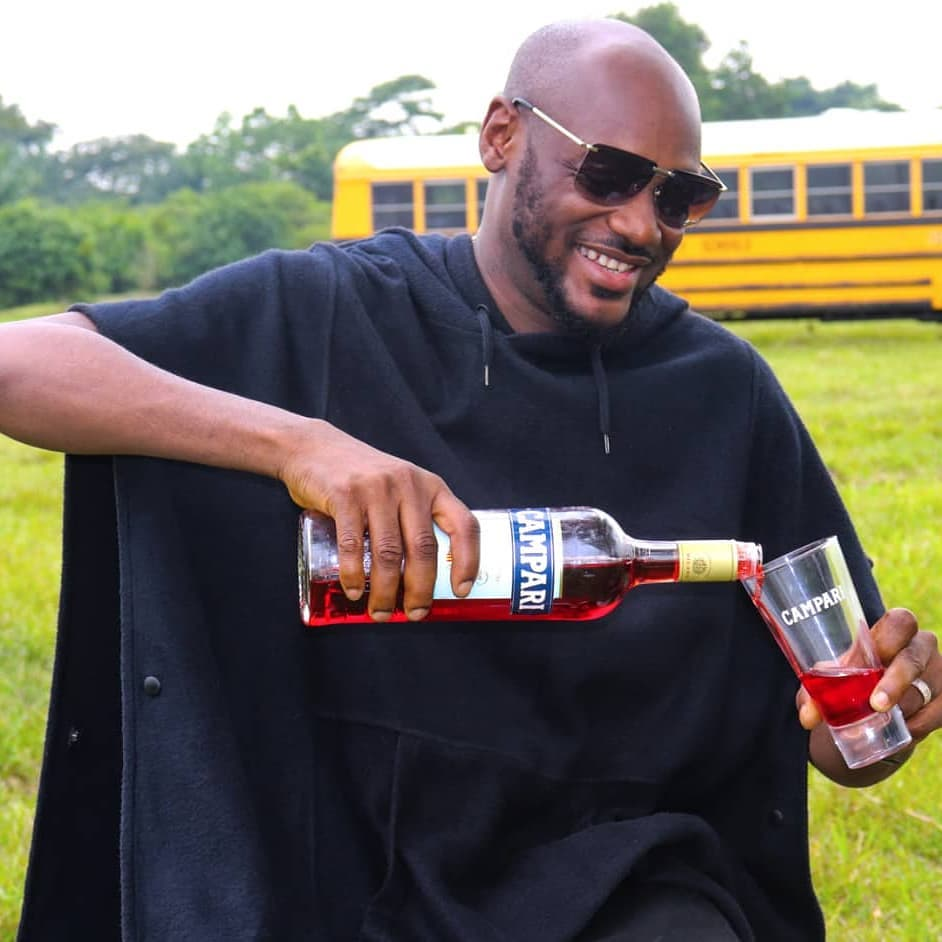 Richest musicians in Nigeria - 2face