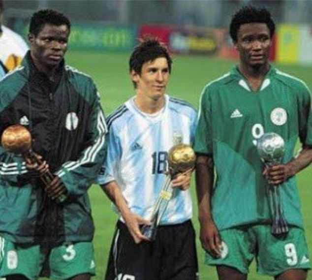 Mikel Obi moments - Under 20 World Cup