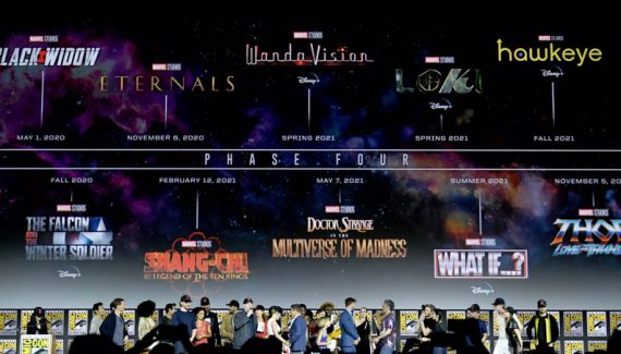 upcoming marvel movies 2020-2021