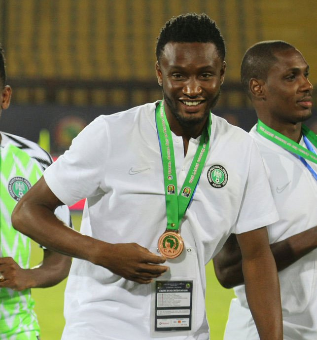 Obi Mikel - AFCON 2019