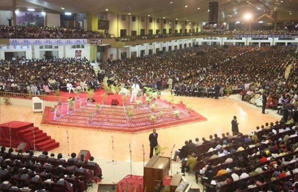 top churches in nigeria