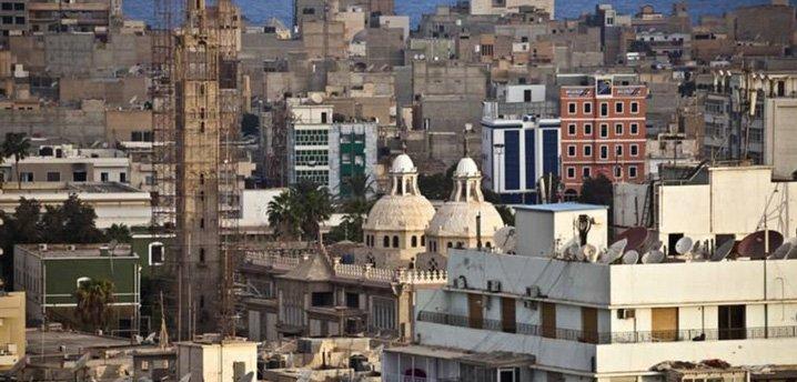 Benghazi, Libya - Dangerous African city