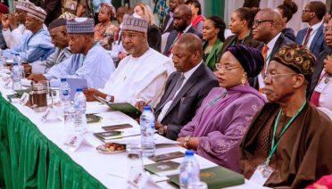 full ministerial list - Buhari cabinet