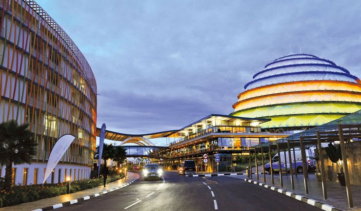 Kigali - cleanest city in Africa