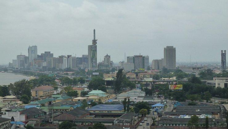 Lagos, Nigeria - Hardest visas