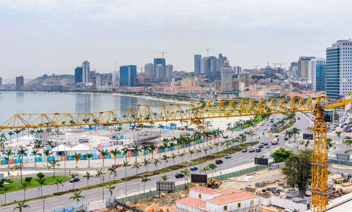 Luanda - most dangerous cities in Africa
