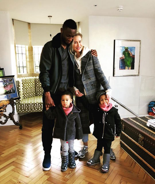 mikel obi children and wife