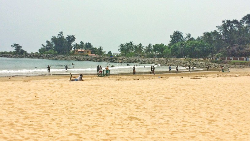 Tarkwa bay - fun places in Victoria Island