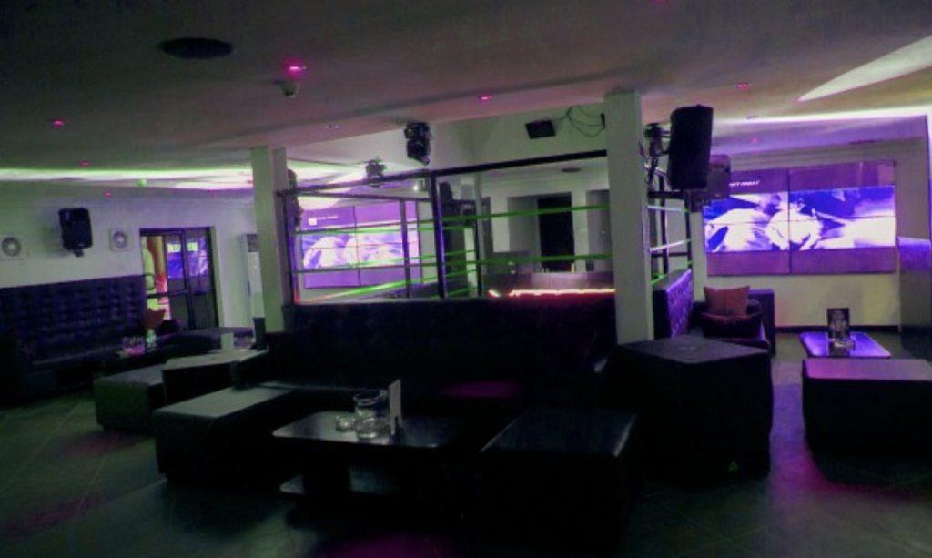 Vapors Bar, VI Lagos
