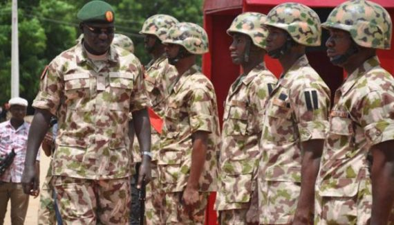 nigerian army recruitment 2019