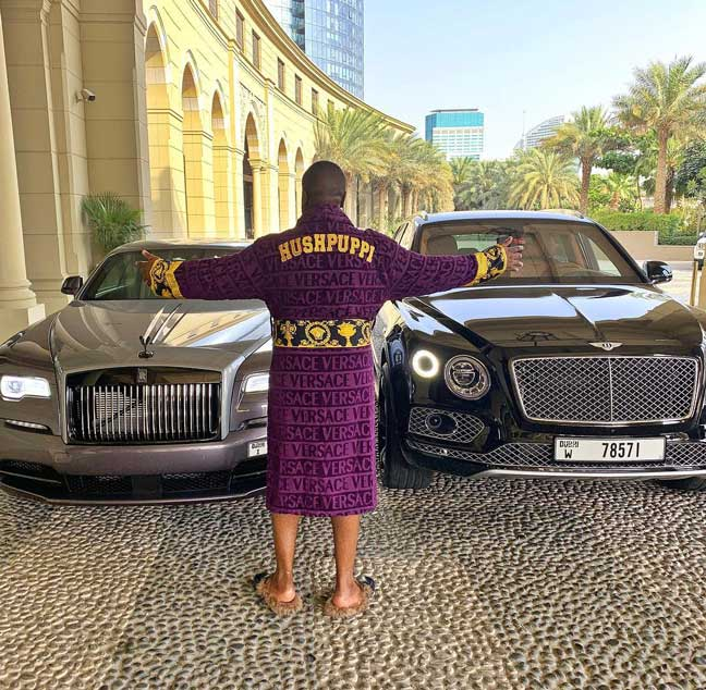 Hushpuppi Net Worth, Biography, Cars, And Lifestyle