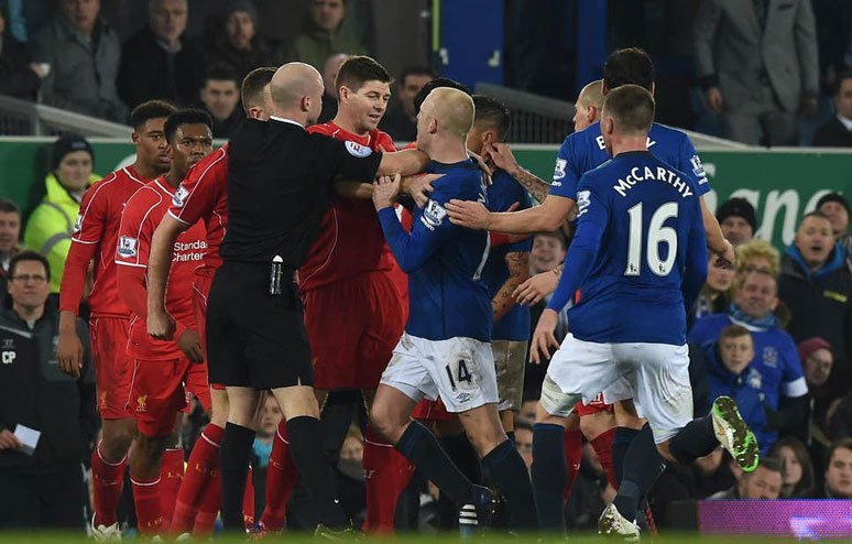 The Merseyside Derby