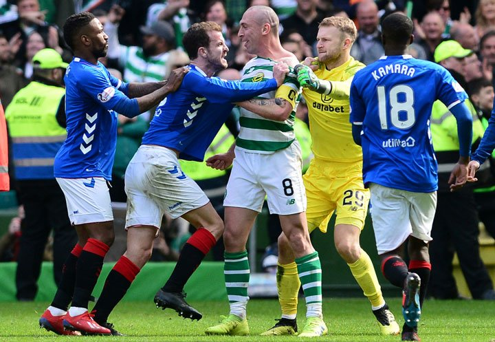 The Old Firm Derby