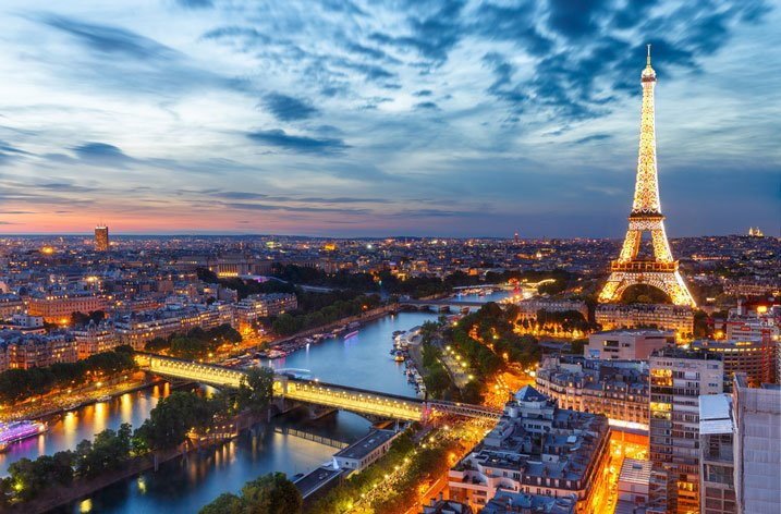 most expensive cities in the world -  Paris