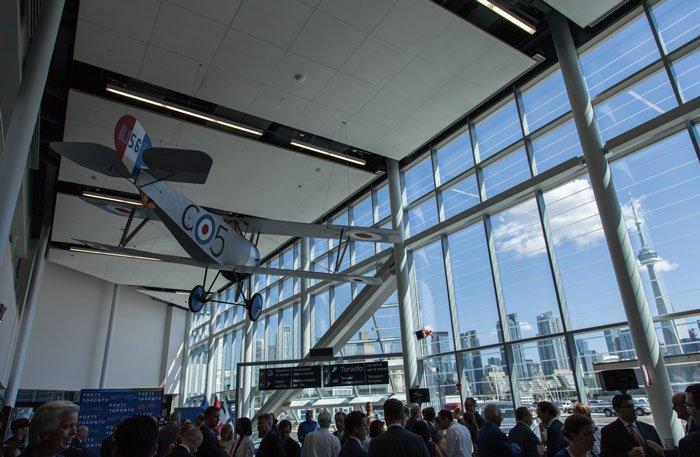 Billy Bishop Toronto Airport