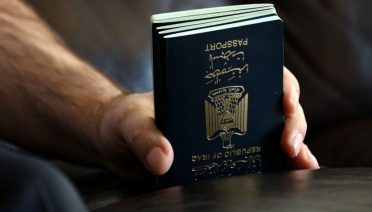 worst passports in the world - Iraqi passport