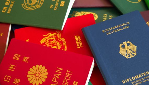 world's most powerful passports