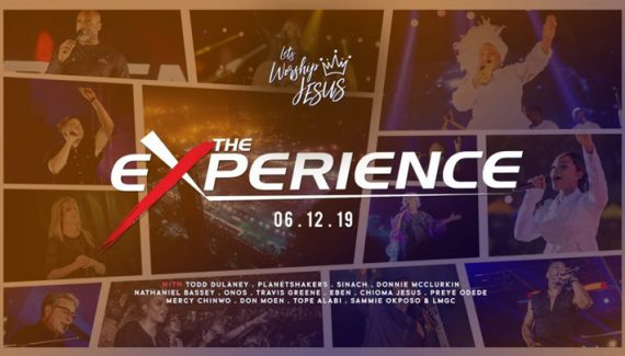 watch the experience 2019 live