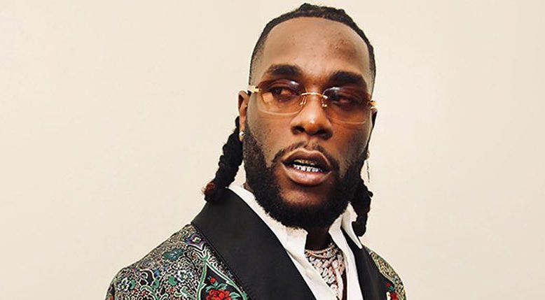 burna boy - Nigerian Grammy Award nominees