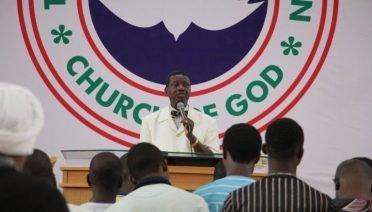 Pastor Adeboye RCCG