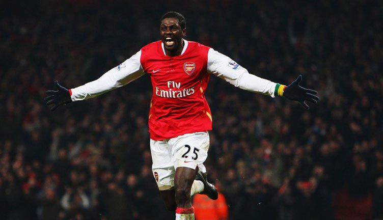 Adebayor - highest scoring African players in Premier League history