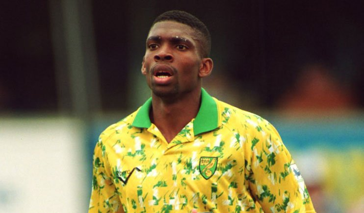 Efan Ekoku - highest-scoring nigerians in premier league history