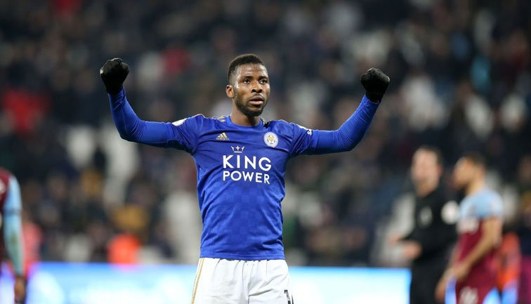 Iheanacho - highest-scoring nigerians in premier league history