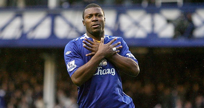 Yakubu - highest scoring African players in Premier League history