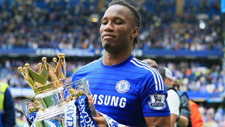 Drogba - highest scoring African players in Premier League history