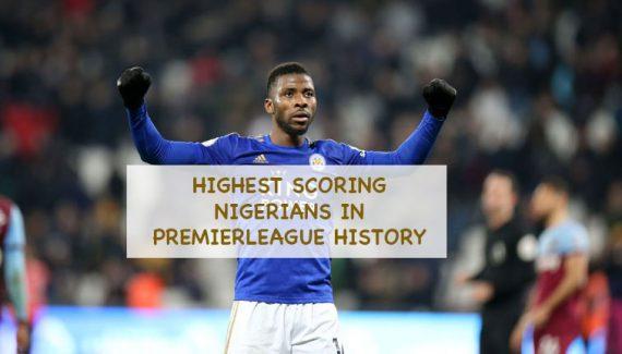 highest-scoring nigerians in premier league history