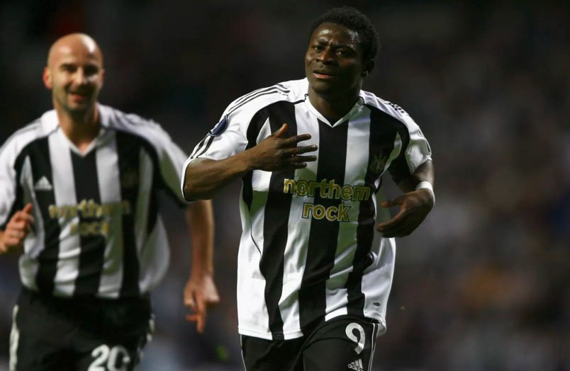 Obafemi Martins Newcastle United
