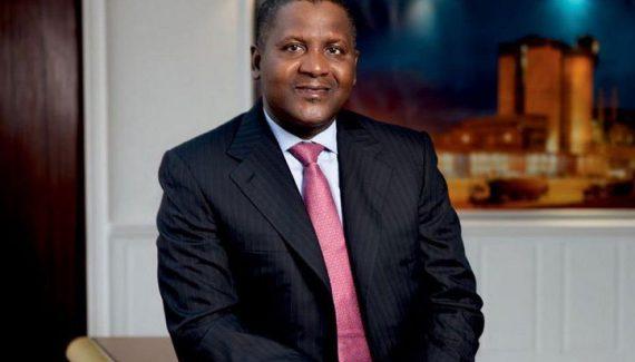 richest men in nigeria Dangote