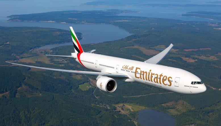 international airlines in nigeria - Emirates