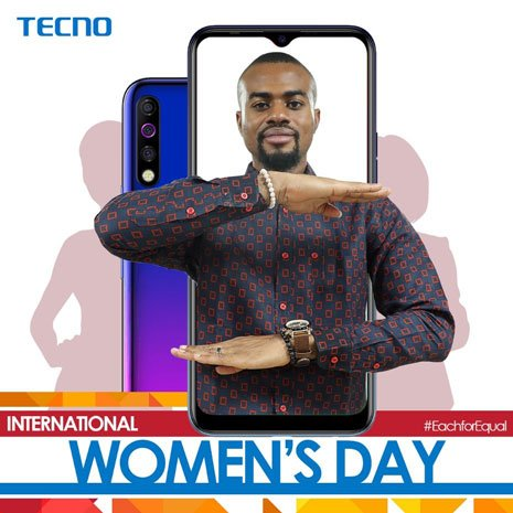 TECNO Womens Day