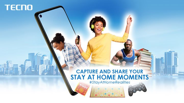tecno stay at home