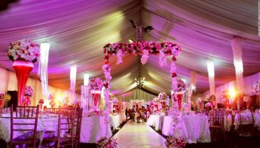 nigerian wedding reception program