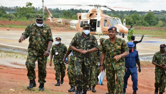 nigerian air force ranks ranks