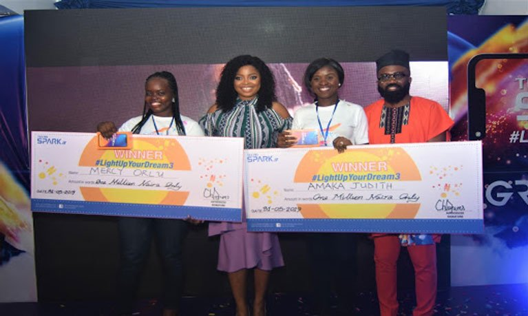 spark talent hunt winners