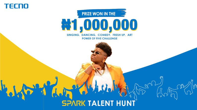 teni spark talent hunt