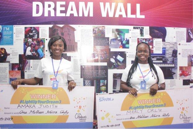 spark talent hunt winners