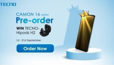 pre-order camon 16 premier