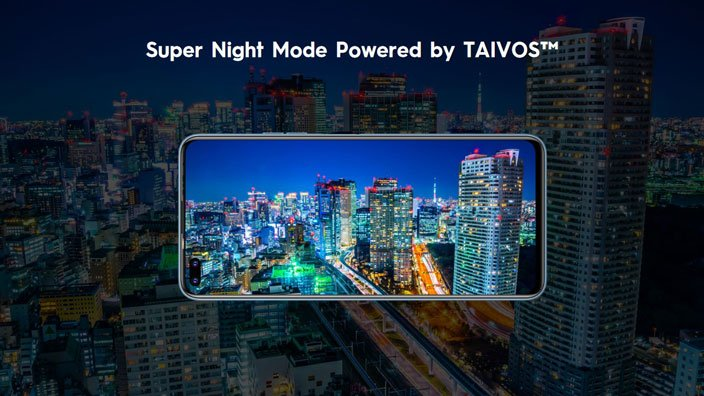 TAIVOS™ TECNO Camon 16 Premier