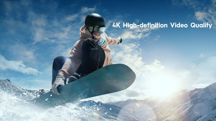 Camon 16 Premier 4K Video