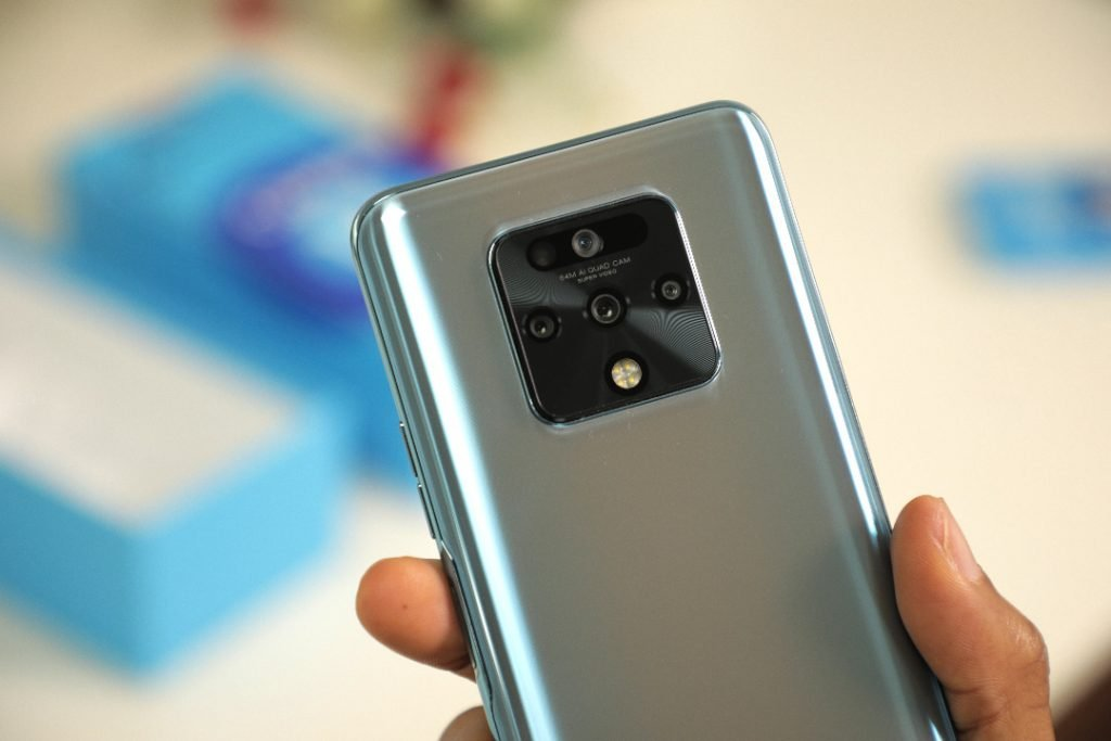 Camon 16 Premier Camera