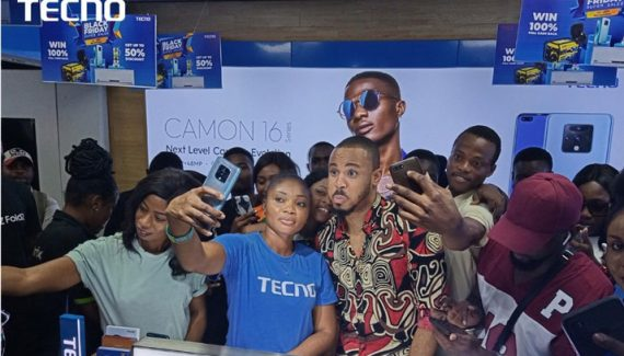 tecno and bbnaija ozo
