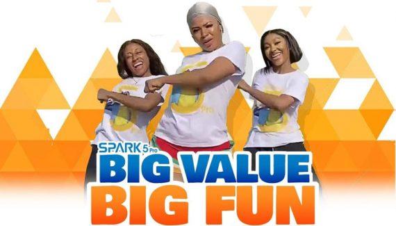 Spark Pro Big Value