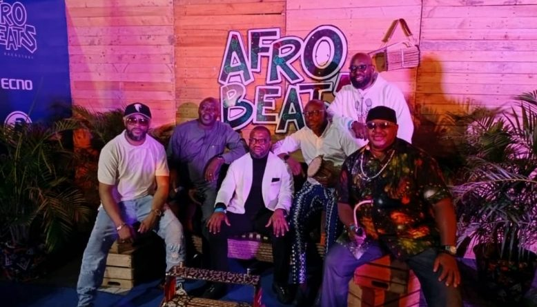 tecno afrobeats
