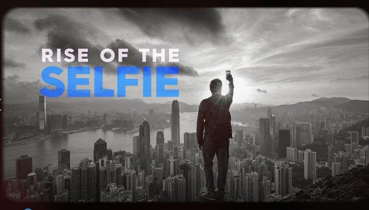 Rise of Selfie