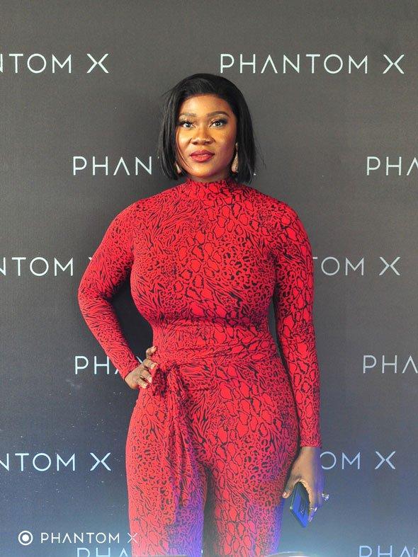 Celebrities at Phantom X Launch